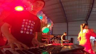 Chiều cuối tuần band nhạc 4 NC SHOW ở tiền Giang