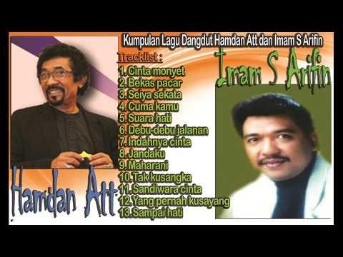 Kumpulan Lagu Dangdut Hamdan Att dan Imam S Arifin|lagu Jadul Nostalgia