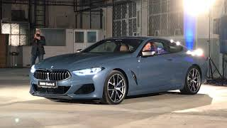 BMW E9 (1968) vs. BMW 8 Series (2018)