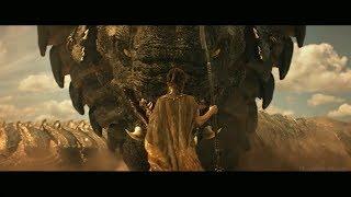 Гор против Огромных Змей — Боги Египта (2016) HD