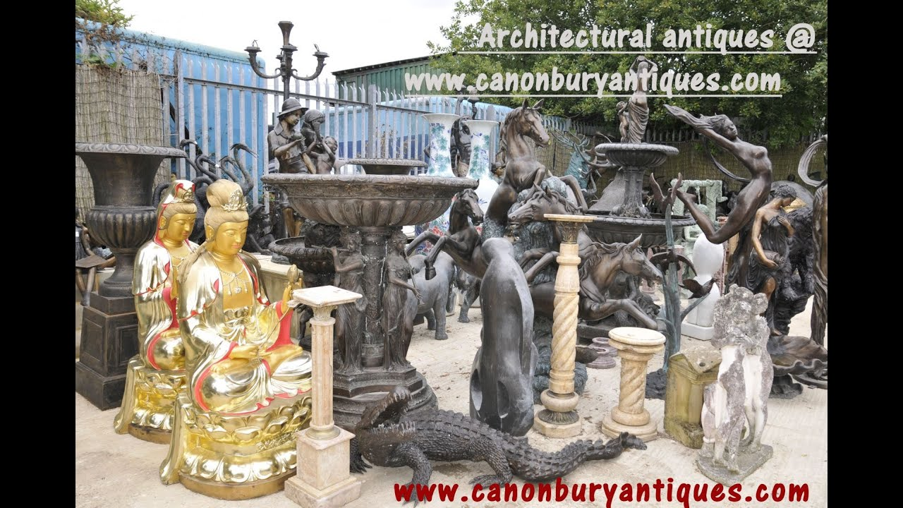 canonbury antiques hd video tour of architectural antiques and