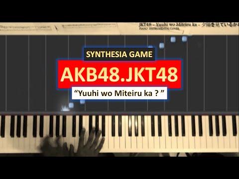 JKT48 - Yuuhi wo Miteiru Ka ? [Piano]