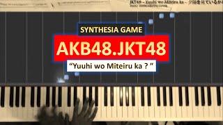 AKB48 / JKT48 - Yuuhi wo Miteiru Ka ? (Piano Cover)
