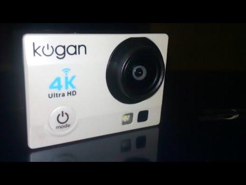 Review Kogan Action Camera 4K UltraHD 16mp WIFI - Murah Spek Mewah !