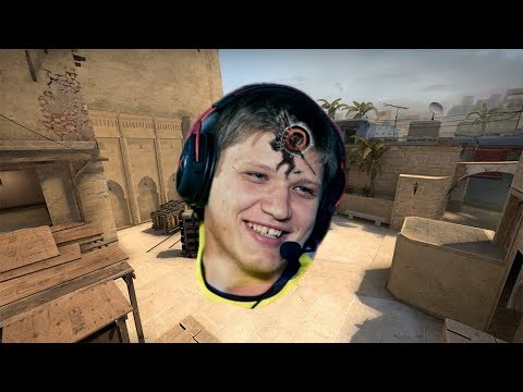 CSGO - Worst of S1MPLE ! (Funny moments, Rage, Fails, & More)