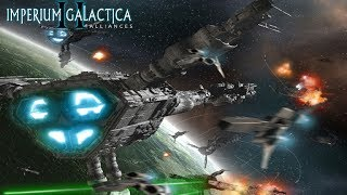 Imperium Galactica 2 Remastered HD Tour - Part 1/2