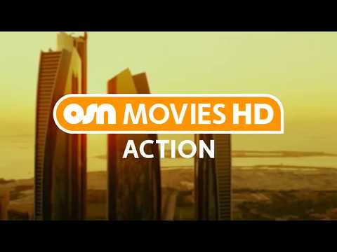 OSN Movies Action HD - New Look! - #newosn! Content February 2017