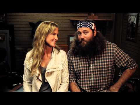 The Duck Commander Family – Willie Robertson's written a book!