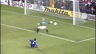Man. Utd 0 Everton 3 1992-93
