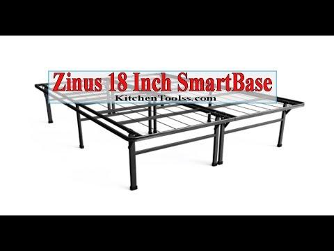 43df5b9d0cc Zinus 18 Inch SmartBase Mattress Review - YouTube