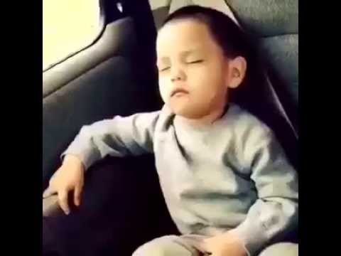 Sleeping Baby Dance: WhatsApp Funny Video