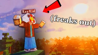 we took a kid to Minecraft VR for the first time (gets emotional)