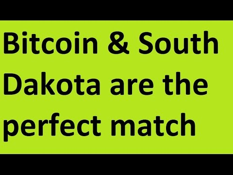 Bitcoin and South Dakota are the perfect match