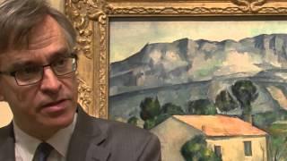 "The Thyssen Museum presents ""Cézanne, Site - Non Site"""