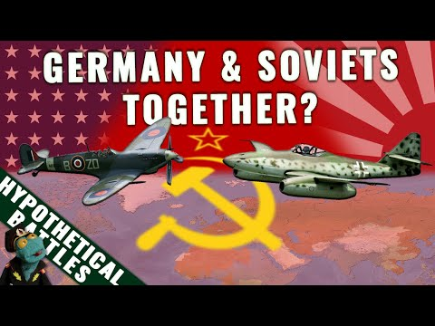 Alternate history: What if Soviets had joined the Axis? (Part 2 of 3)