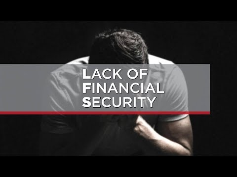 Virus of Lack of Financial Security LFS  Global InterGold