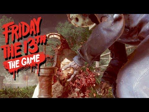 Friday The 13th The Game Gameplay German - Zwei Typen und die Hoffnung