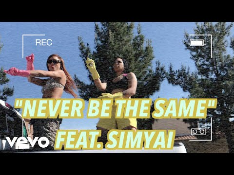 Смотреть клип Serayah Ft. Simyai - Never Be The Same
