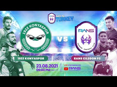 RANS CFC GOES TO TURKEY - TRAINING MATCH VS 1922 KONYASPOR