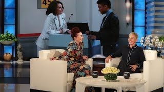 Megan Mullally Thanks Ellen for Paving the Way for 'Will & Grace'