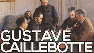 Gustave Caillebotte: A collection of 228 paintings (HD)
