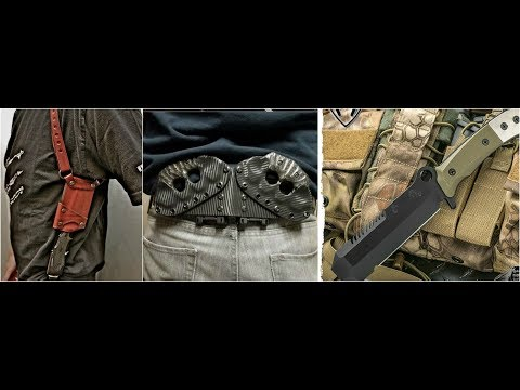 8 Amazing Tactical Gear & survival Gear You Need To See 2017