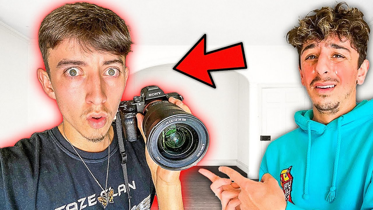 The side of FaZe Rug's Cameraman he DOES NOT want you to see... **SHOCKING**