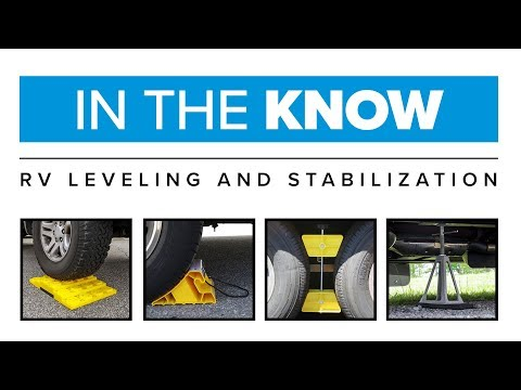 In The Know Leveling And Stabilization Youtube