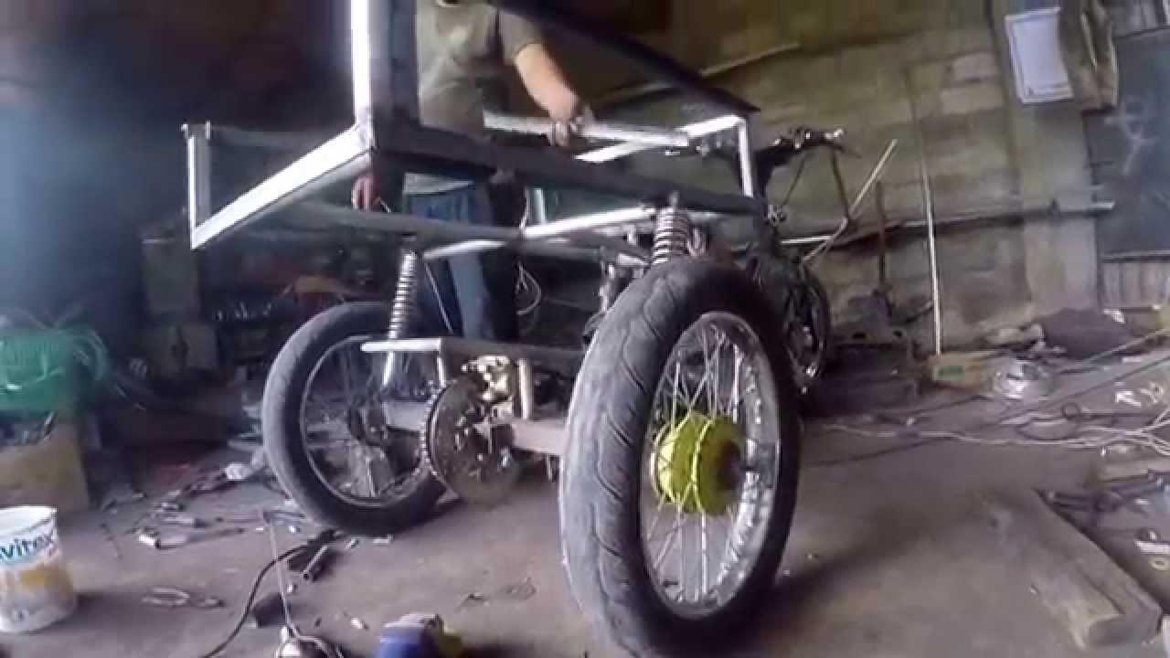 Make A Motor Roda 3 - YouTube