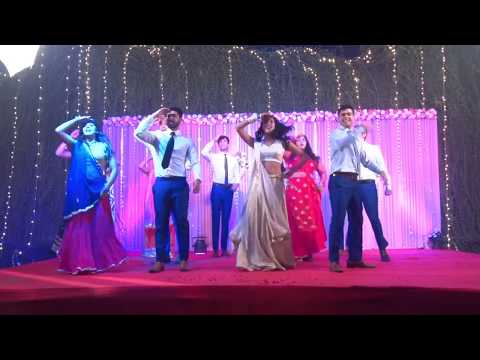 Jasleen Royal, Harshdeep Kaur, Siddharth Mahadevan - Nachdene Saare | Sangeet Choreography