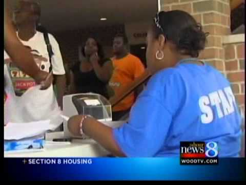 'Praying I get this' housing voucher