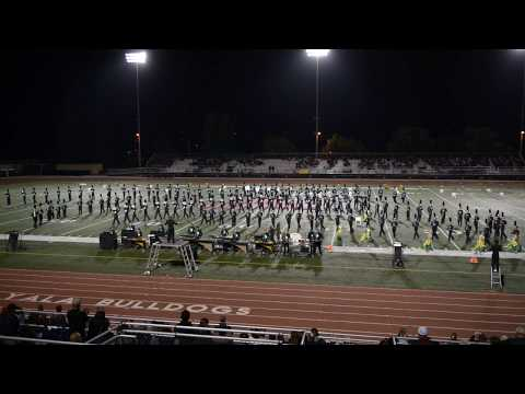 Upland Highland Regiment Band 2016: Music in Motion @ Ayala HS