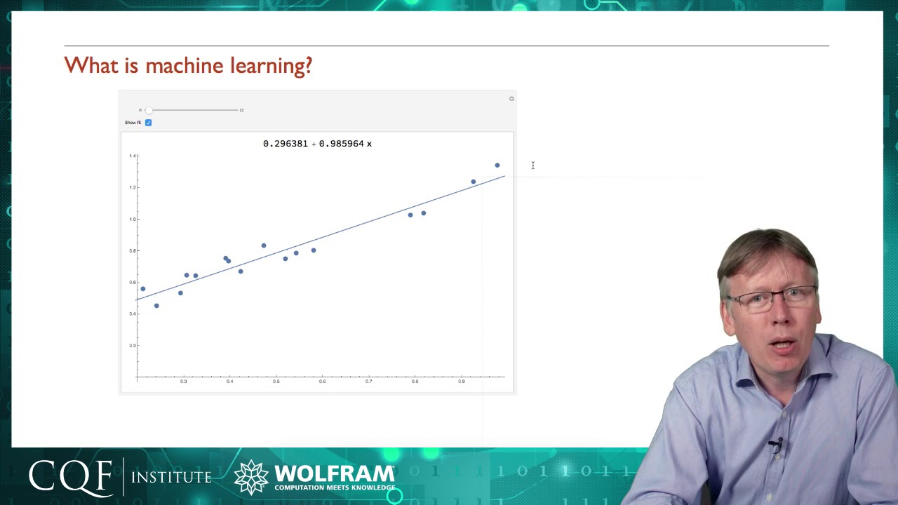 Machine Learning: Overview (Part 1 of 8)