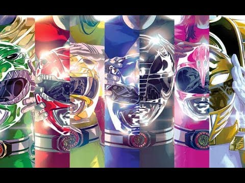 All That Power! - 25th Anniversary Of Power Rangers - Morphin' Legacy