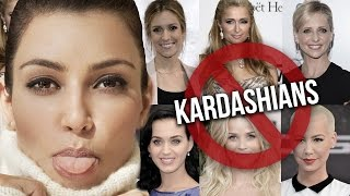 12 Celebs Who've DISSED The Kardashians