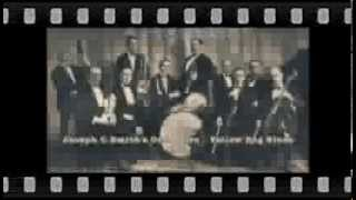 Yellow Dog Blues(Laughing Trombone) ~ 1919~ Jos. C Smith Orchestra