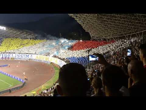 """""""Hajduk Split vs FCSB"""" (KOREOGRAFIJA TORCIDE)"""