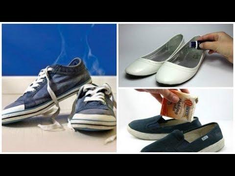 Das Hilft Gegen Stinkende Schuhe Youtube