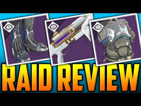 New RAID Or 6 Man STRIKE? - Destiny 2 Raid Lair Loot & Review - Eater Of Worlds