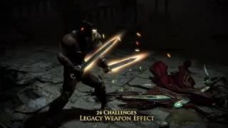 Legacy Challenge Rewards