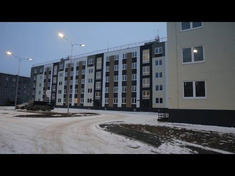 Наконец-то! Жителей Беломорска переселяют в новый дом