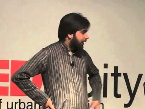 Reclaiming the city with an art revolution | Mudassir Zia | TEDxIslamabad