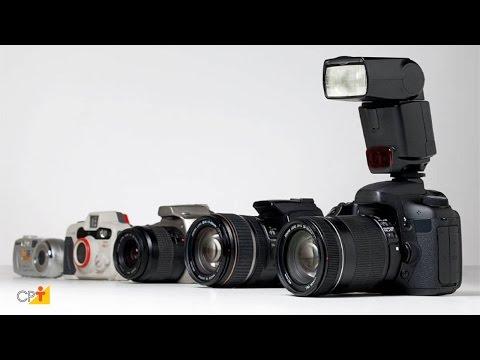 Categoria das Câmeras - Curso a Distância de Fotografia