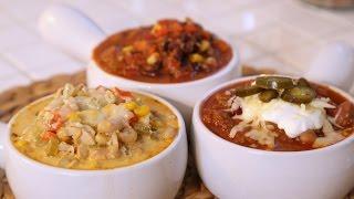 Chili 3 Delicious Ways