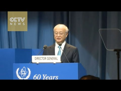 IAEA 60 years anniversary summit kicks off in Vienna
