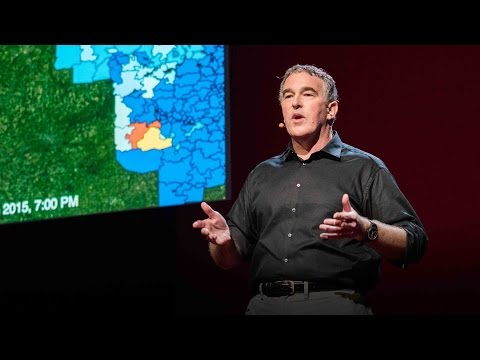 This weather forecasting model is actually accurate   Lloyd Treinish   TED Institute