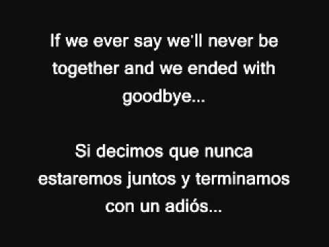 Delta Goodrem - Lost without you (Inglés - Español)