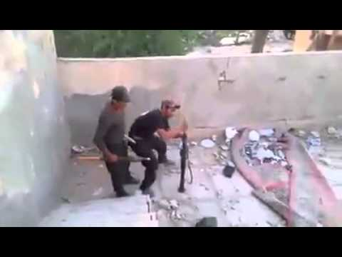 """Iraqi special operations forces in eliminating the terrorists """"Daash"""" - Iraqi army"""