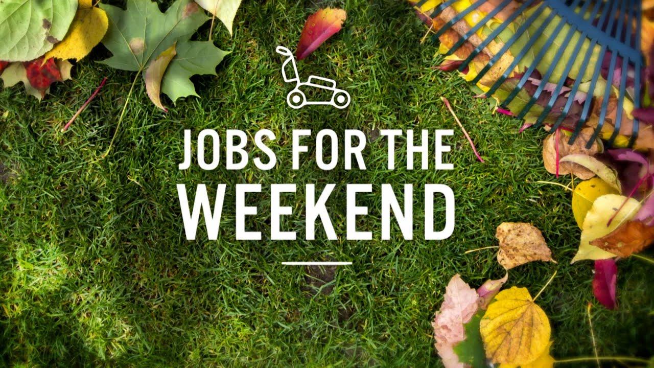Autumn: week 1 | Jobs for the weekend | Gardening Australia