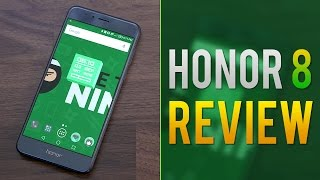 Android's Best Unknown Phone | Huawei Honor 8 Review!